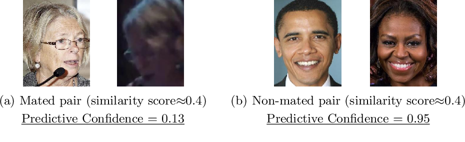 Figure 1 for Inducing Predictive Uncertainty Estimation for Face Recognition