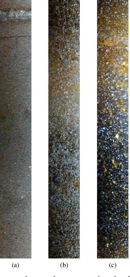 Figure 2 for Texture CNN for Thermoelectric Metal Pipe Image Classification