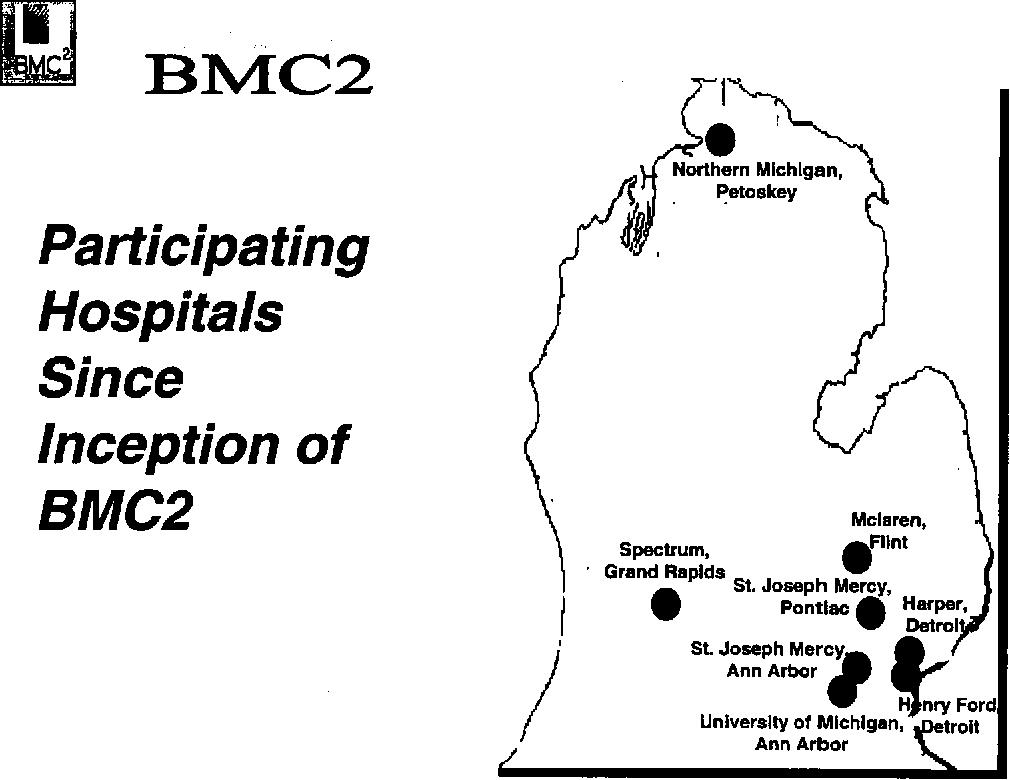The Blue Cross Blue Shield of Michigan Cardiovascular