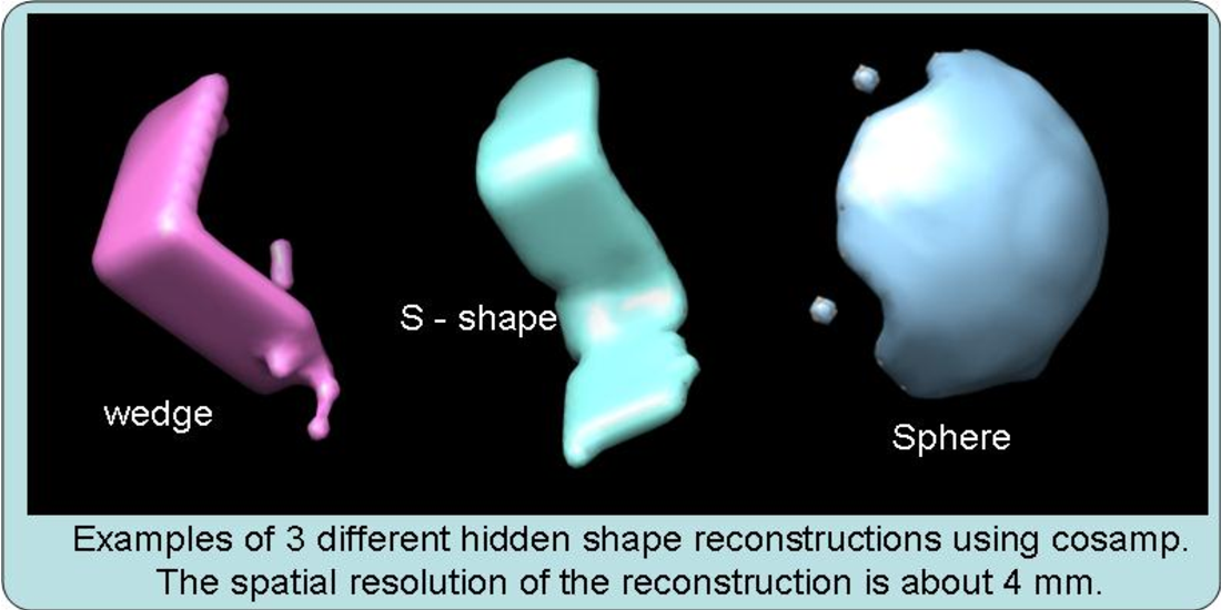 Figure 4 for Reconstruction of hidden 3D shapes using diffuse reflections