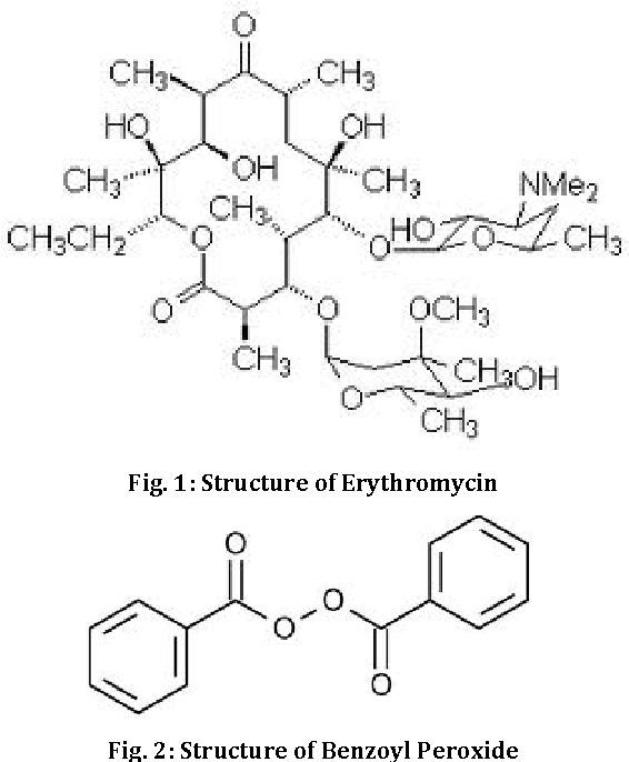 Analysis Of Erythromycin And Benzoyl Peroxide In Combined Dosage