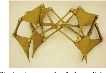 Figure 1 for Globally Optimal Joint Search of Topology and Trajectory for Planar Linkages