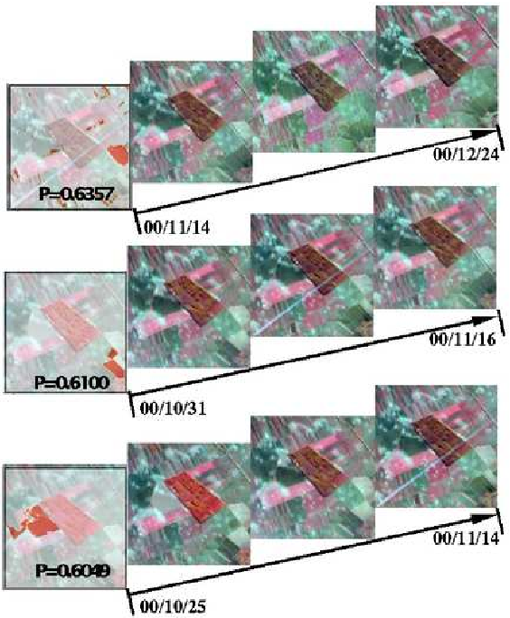 Figure 1 for Supervised learning on graphs of spatio-temporal similarity in satellite image sequences
