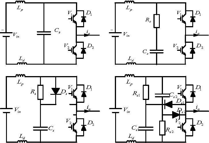 analysis and design of snubber circuit for z