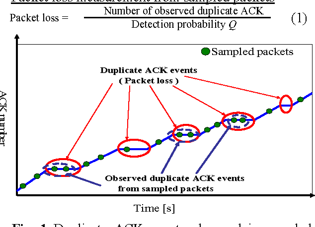 Figure 1 from Statistical Evaluation of TCP Packet Loss Rate