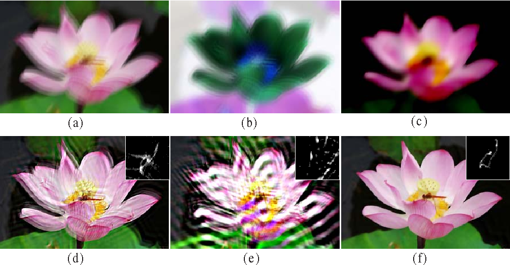 Figure 4 for Kernel Estimation from Salient Structure for Robust Motion Deblurring