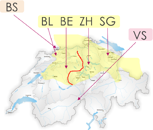 Figure 1 for Machine Translation of Low-Resource Spoken Dialects: Strategies for Normalizing Swiss German