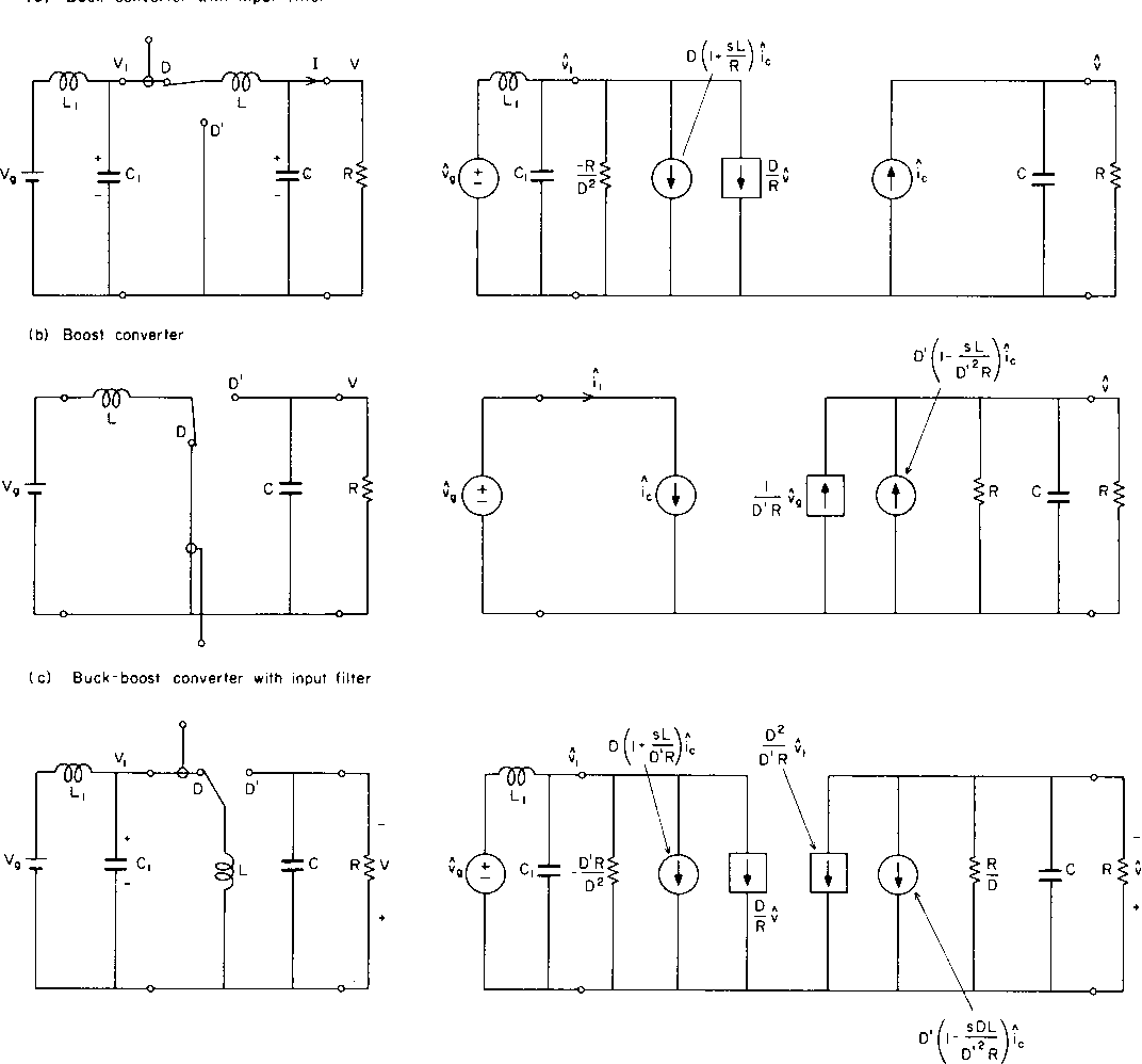 Modelling And Analysis Of Switching Dc To Converters In Constant Fig 2 Boost Converter Circuit 3 Buck Frequency Current Programmed Mode Semantic Scholar