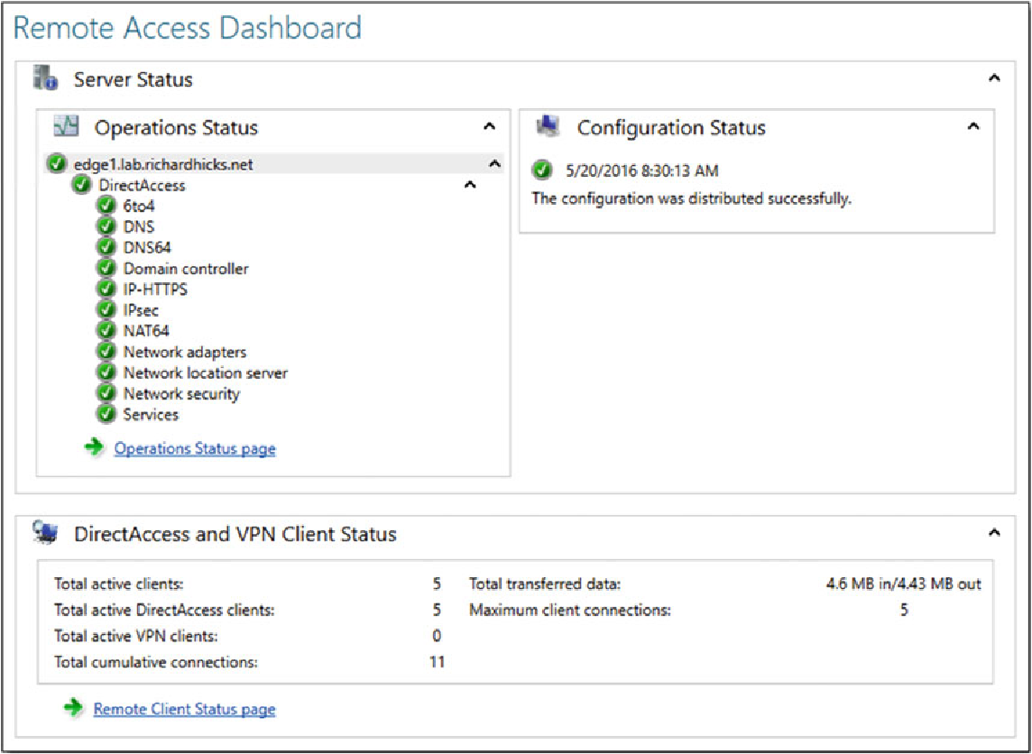 Implementing DirectAccess with Windows Server 2016 - Semantic Scholar
