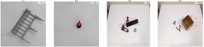 Figure 4 for Lightweight Convolutional Neural Network with Gaussian-based Grasping Representation for Robotic Grasping Detection