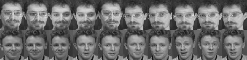 Figure 1 for Non-negative representation based discriminative dictionary learning for face recognition