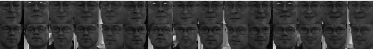 Figure 3 for Non-negative representation based discriminative dictionary learning for face recognition