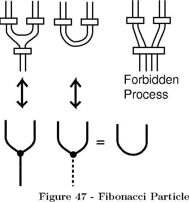 Figure 47 - Fibonacci Particle as 2-Projector