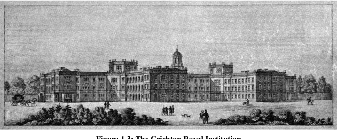 The Modern Asylum >> Pdf The West Riding Lunatic Asylum And The Making Of The