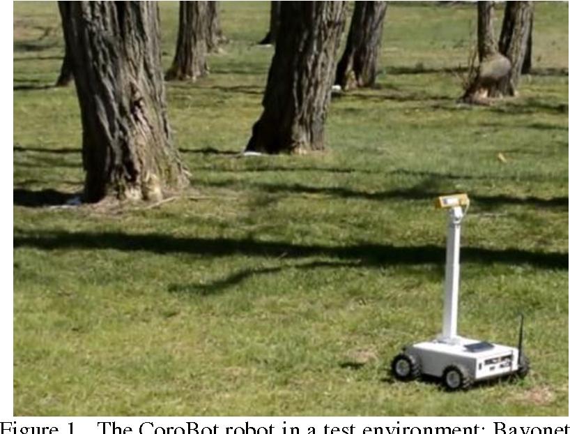 Figure 1 for Fast Incremental Learning for Off-Road Robot Navigation