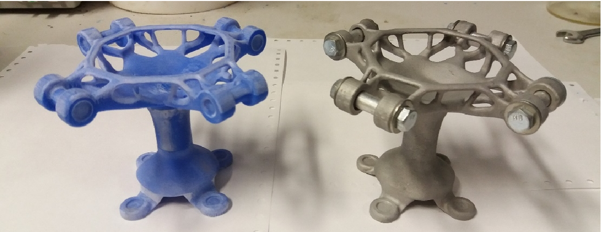 Figure 39 from Casting of topologically optimized components