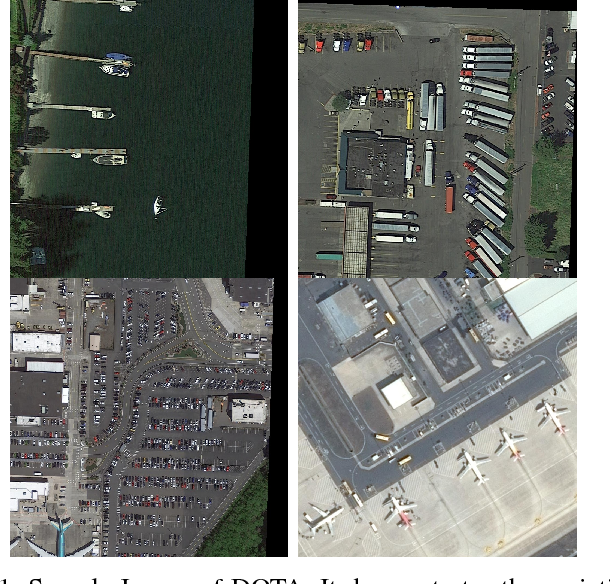 Figure 1 for Salience Biased Loss for Object Detection in Aerial Images