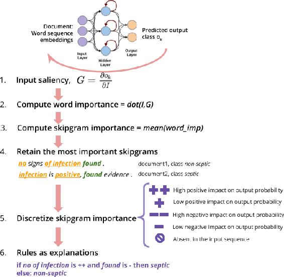 Figure 1 for Distilling neural networks into skipgram-level decision lists