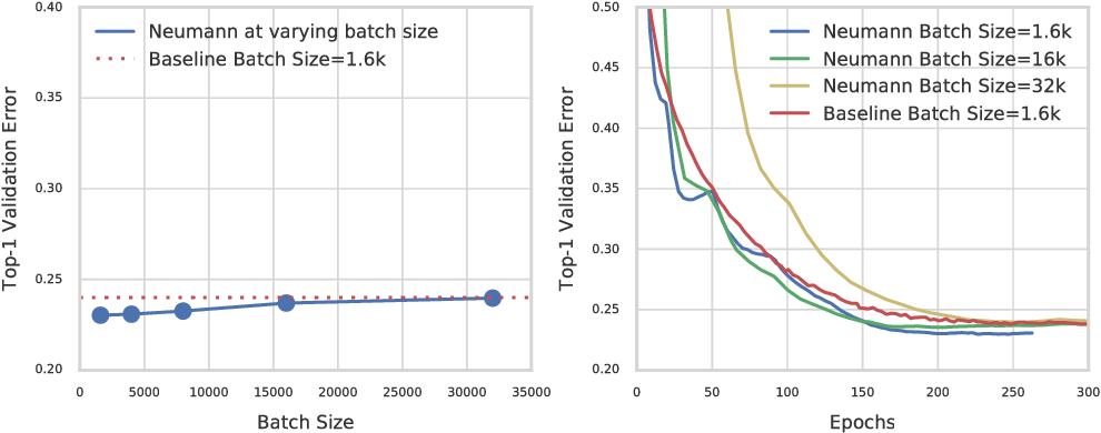 Figure 4 for Neumann Optimizer: A Practical Optimization Algorithm for Deep Neural Networks
