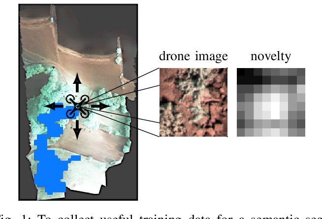 Figure 1 for Active Learning for UAV-based Semantic Mapping