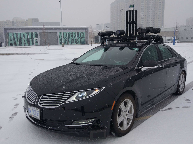 Figure 1 for Canadian Adverse Driving Conditions Dataset