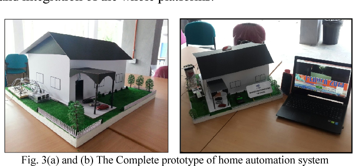 Home automation system with android application - Semantic Scholar