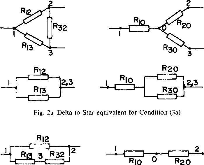 A Delta-Star Transformation Approach for Reliability