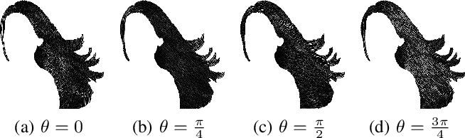 Figure 4 for Two-phase Hair Image Synthesis by Self-Enhancing Generative Model