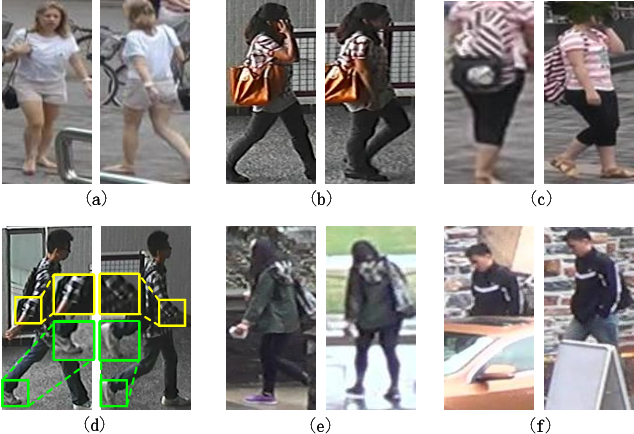Figure 1 for Densely Semantically Aligned Person Re-Identification