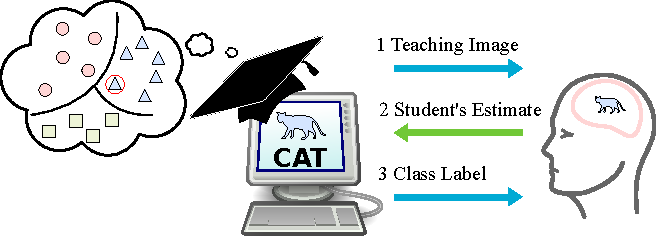 Figure 1 for Becoming the Expert - Interactive Multi-Class Machine Teaching