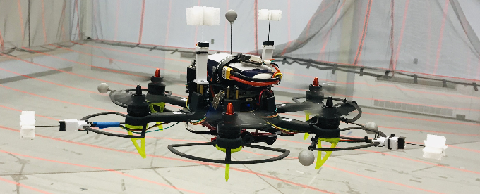 Figure 1 for Touch the Wind: Simultaneous Airflow, Drag and Interaction Sensing on a Multirotor