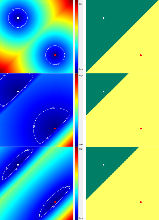 Figure 3 for A Generalized Asymmetric Dual-front Model for Active Contours and Image Segmentation