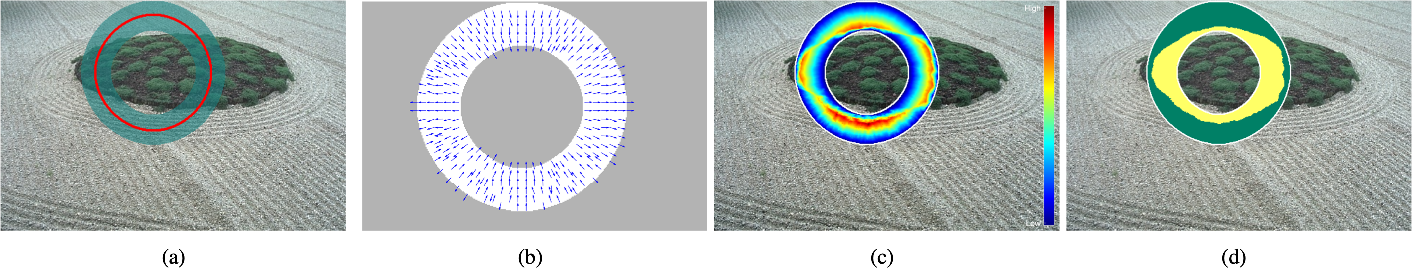 Figure 4 for A Generalized Asymmetric Dual-front Model for Active Contours and Image Segmentation