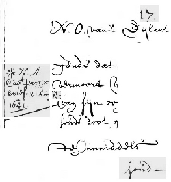 Figure 2 for Whole page recognition of historical handwriting