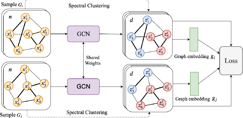 Figure 1 for Community-preserving Graph Convolutions for Structural and Functional Joint Embedding of Brain Networks