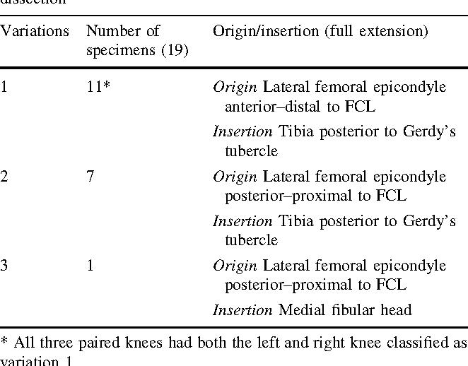 Structure of capsular ligament - Semantic Scholar