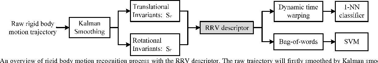 Figure 1 for RRV: A Spatiotemporal Descriptor for Rigid Body Motion Recognition
