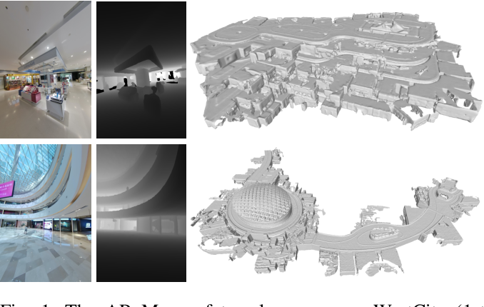 Figure 1 for AR Mapping: Accurate and Efficient Mapping for Augmented Reality