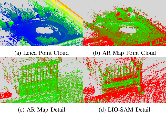 Figure 3 for AR Mapping: Accurate and Efficient Mapping for Augmented Reality