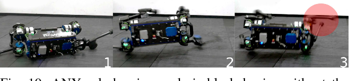Figure 2 for Robust Recovery Controller for a Quadrupedal Robot using Deep Reinforcement Learning