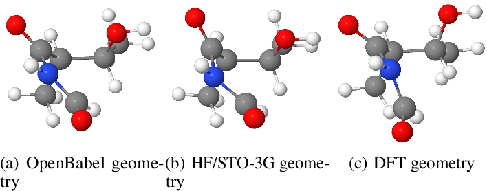 Figure 2 for Alchemy: A Quantum Chemistry Dataset for Benchmarking AI Models