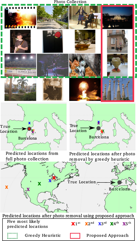 Figure 1 for Protecting Geolocation Privacy of Photo Collections