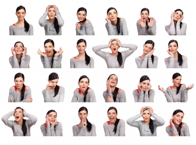 Figure 1 for Survey on Emotional Body Gesture Recognition