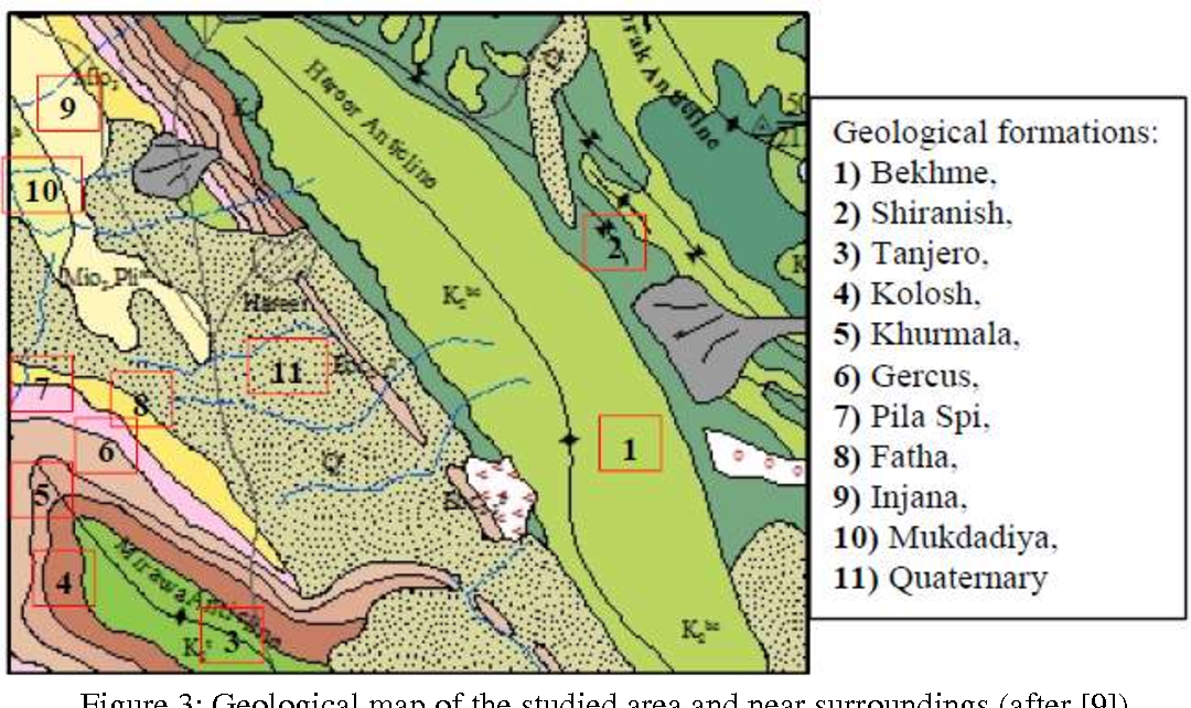 Figure 3 from Landslides in Hareer Anticline, Central Northern Part ...