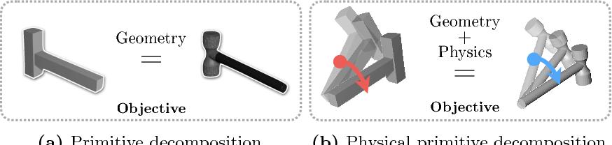 Figure 3 for Physical Primitive Decomposition