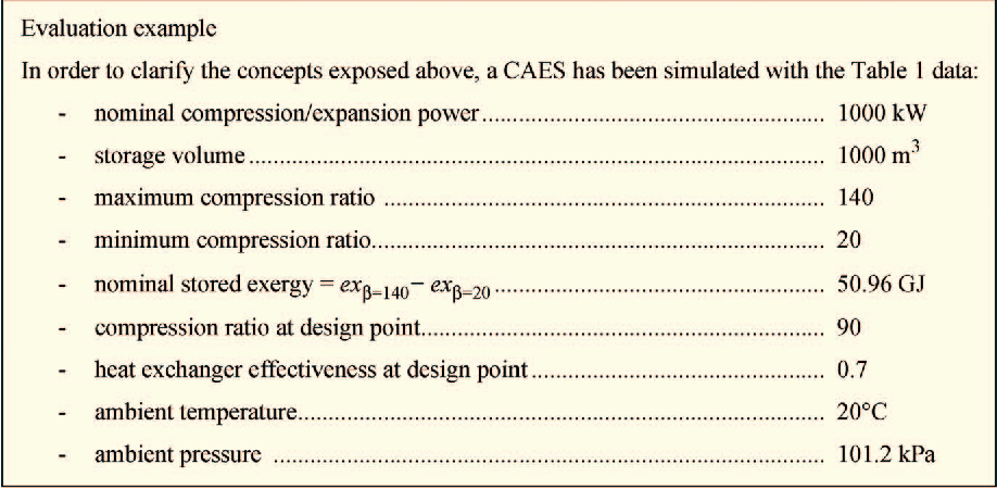 Figure 1 from A Thermodynamic Analysis of Multistage Adiabatic CAES