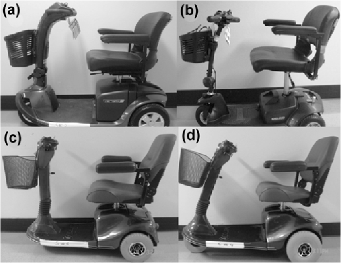 Figure 1 from Evaluation of scooters using ANSI/RESNA standards