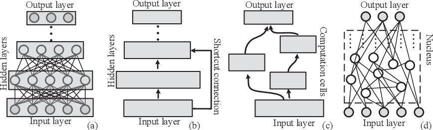 Figure 1 for Nucleus Neural Network: A Data-driven Self-organized Architecture