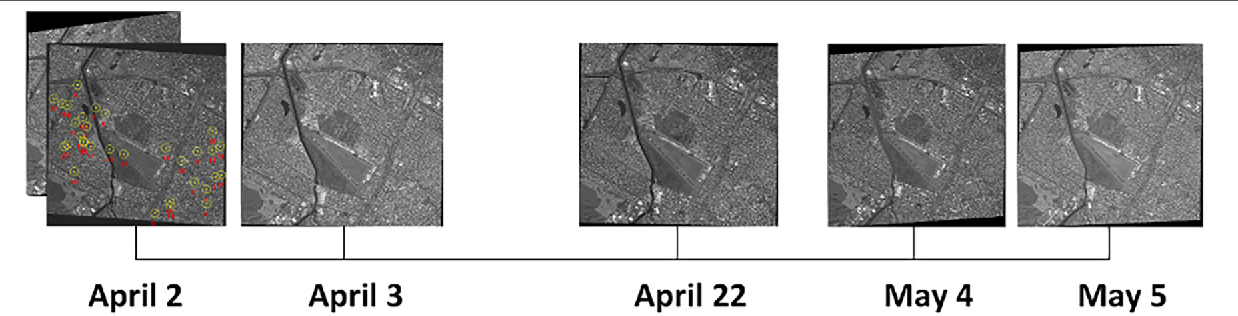 Figure 1 for A Unified Framework of Bundle Adjustment and Feature Matching for High-Resolution Satellite Images