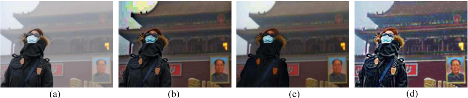 Figure 1 for Does Haze Removal Help CNN-based Image Classification?